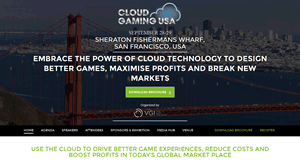 Personalised URLs for Cloud Gaming USA 2015